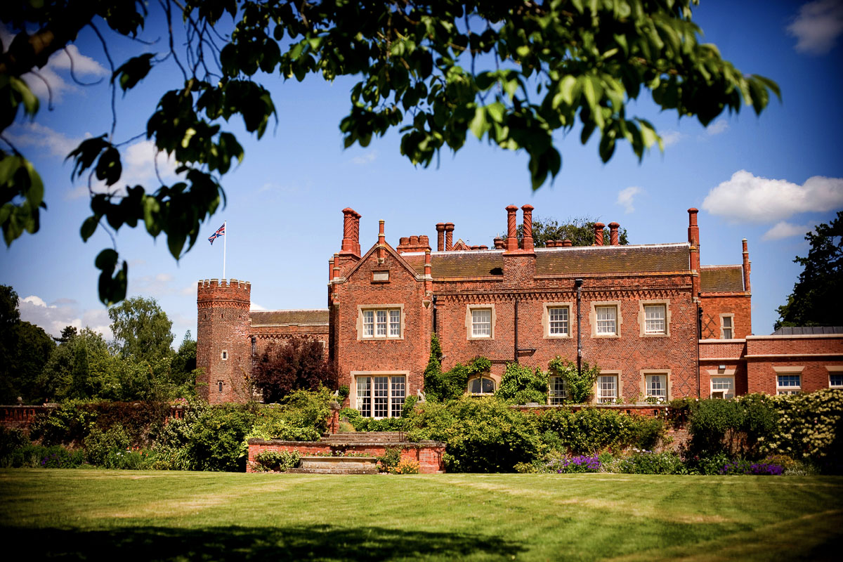 Hodsock Priory Wedding Venue | Photography by Andrew Fletcher