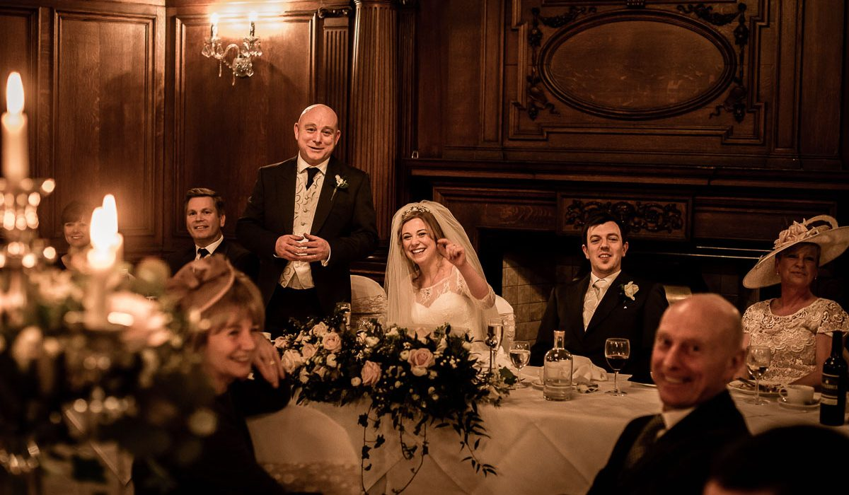 Documentary Wedding Photography by Andrew Fletcher