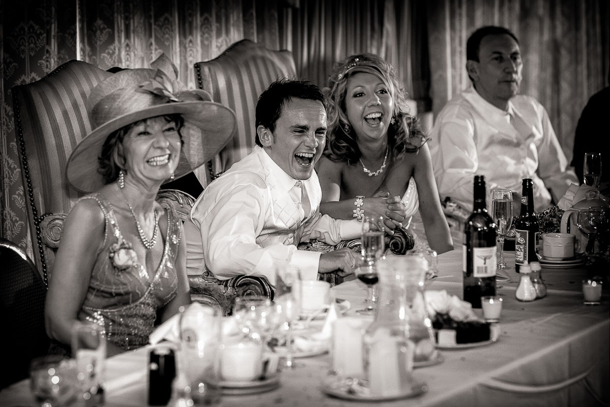 The Best Man's Wedding Speech | Andrew Fletcher Photographer