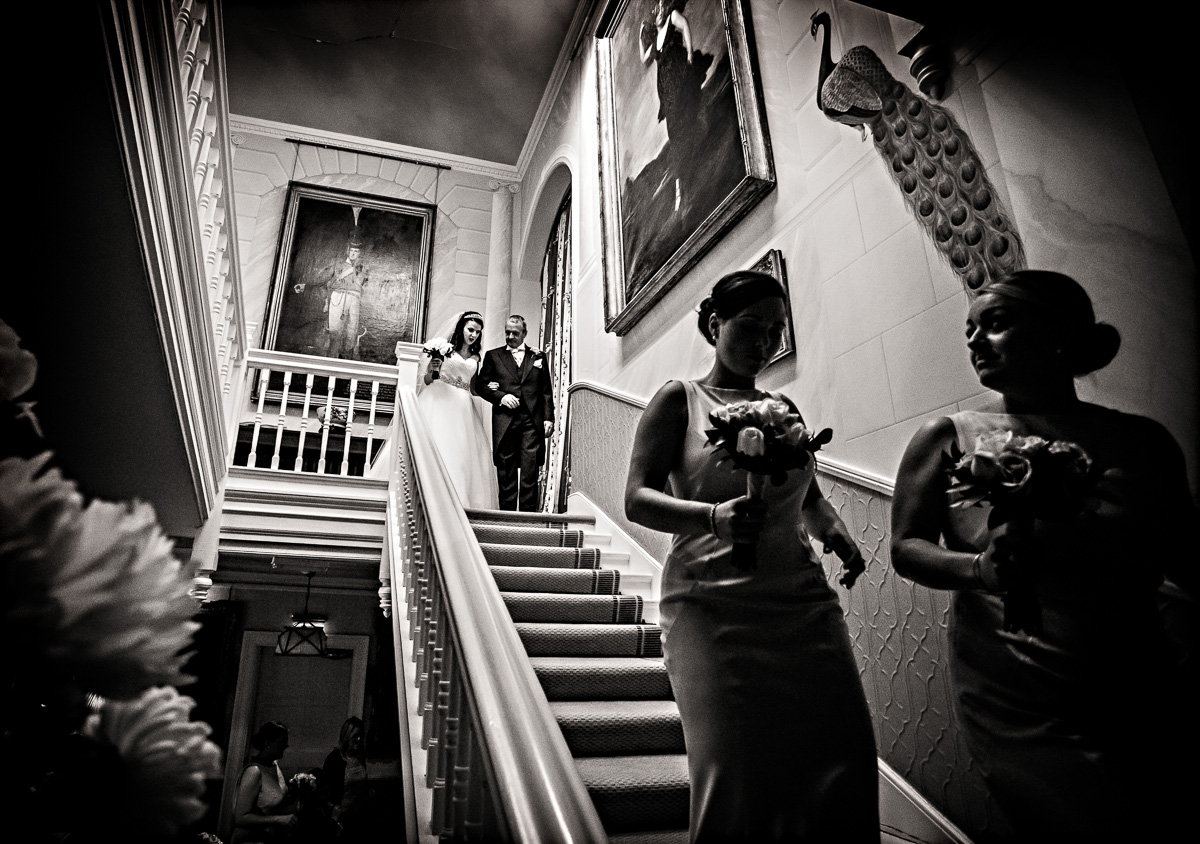 Weddings at Hodsock Priory | Photography by Andrew Fletcher
