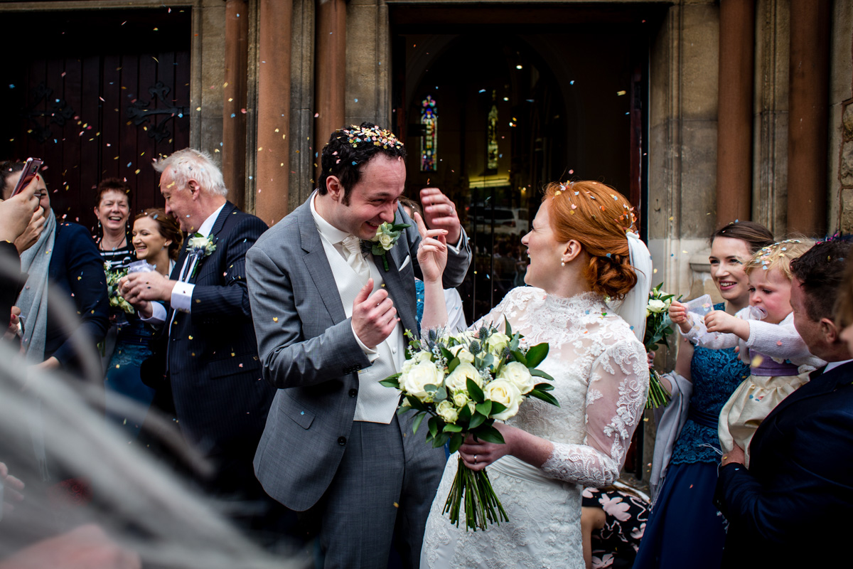 Reportage Wedding Photographer Lincolnshire | Andrew Fletcher